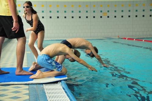schwimmen ab wann
